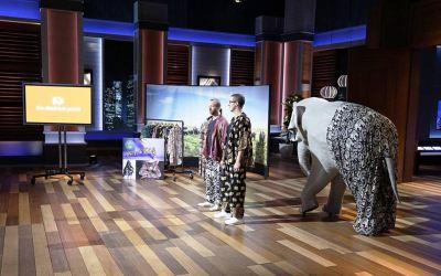 The Elephant Pants Shark Tank Pitch Daymond John Deal
