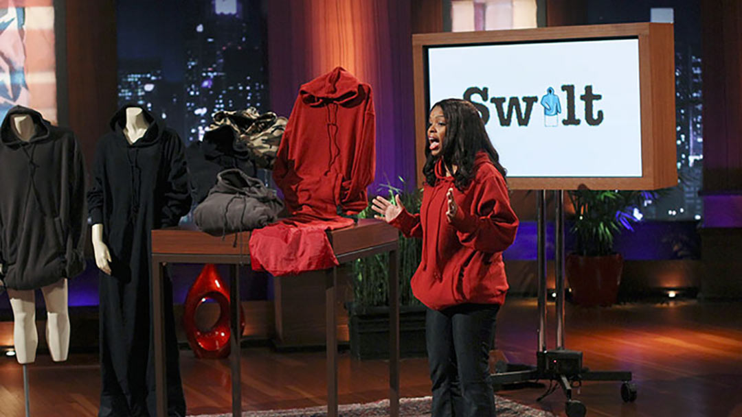 The Swilt – Ivory Tenelle Shark Tank pitch
