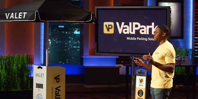 ValPark Mobile - Shark Tank