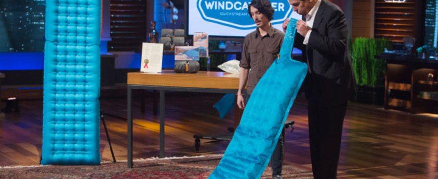 Windcatcher - Shark Tank