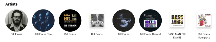 Bill evanses