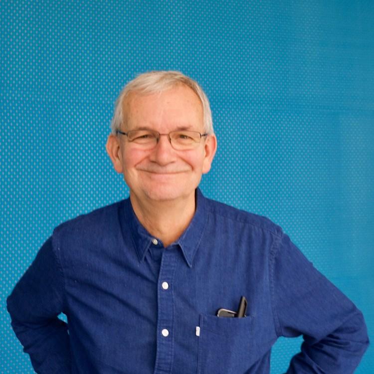 Martin parr portrait
