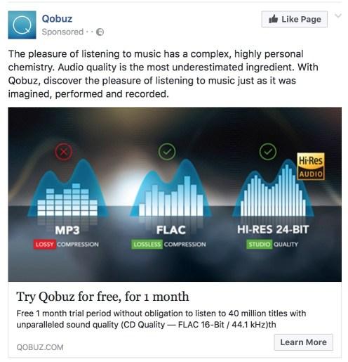 Kirkville - Qobuz Lies about High-Resolution Music