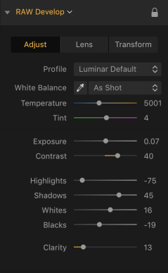 Kirkville - Luminar 2018 First Impressions from a Non-Power User