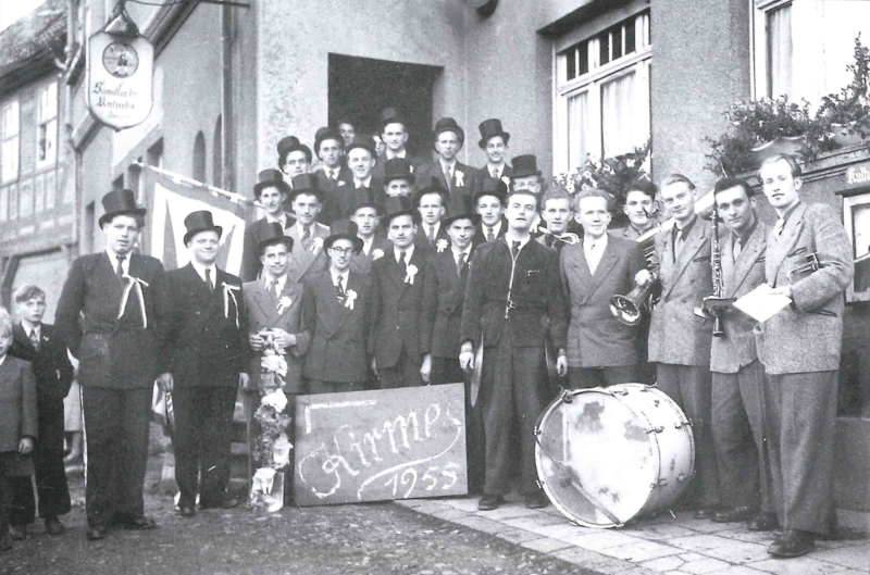 Kirmes 1955