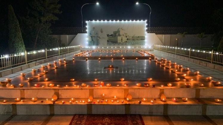 Illumination on Diwali