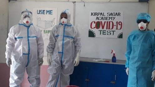 Covid-19 testing KSA