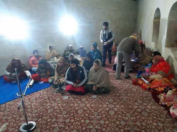 distribution of Parshad