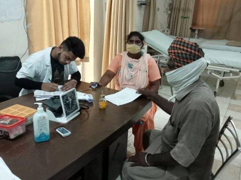 Treatment in KS Hospital