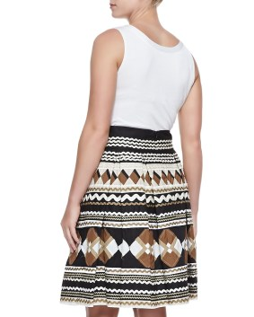 donna-karan-black-quilted-ric-rac-skirt-mid-length-skirts-product-1-22127689-0-972599369-normal