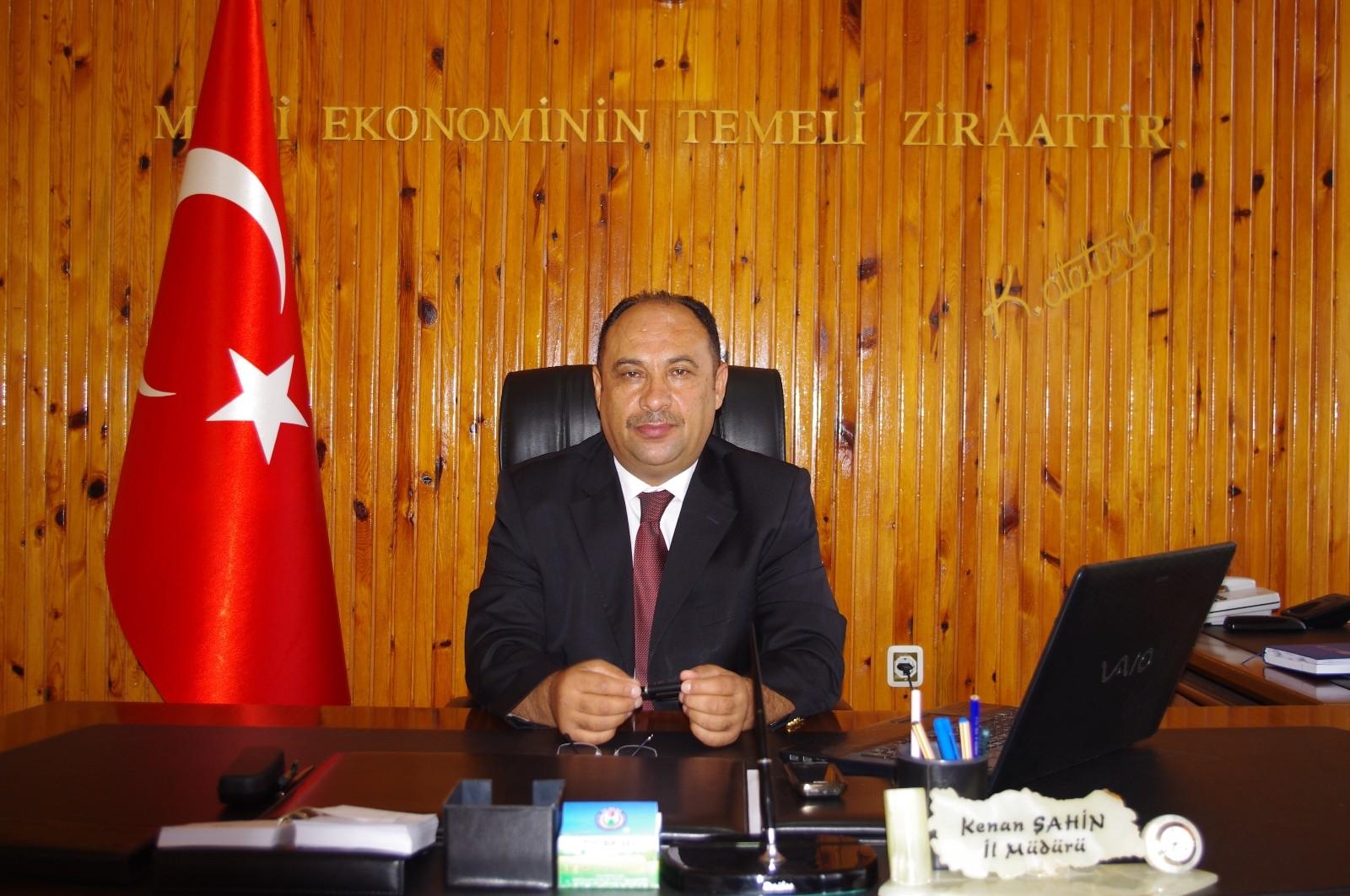Kırşehir'de iklim değişikliğine karşı tarlalarda tespit çalışması yapılıyor