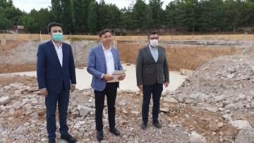 """AK Parti Kırşehir Milletvekili Kendirli: """"Şehrin her bölgesinde sağlık yatırımları var"""""""