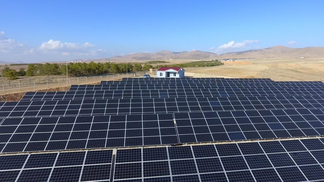 Kırşehir Belediyesi, kendi enerjisini kendi üretiyor