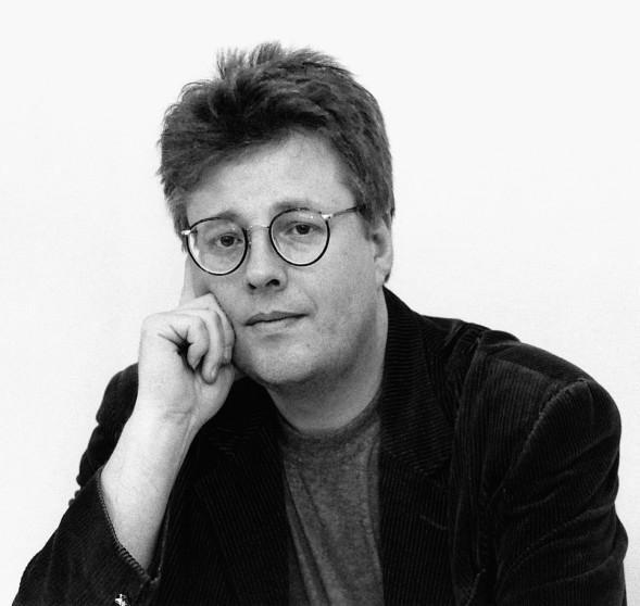 Stieg Larsson (15.8.1954-9.11.2004) Kuva WSOY/ David Lagerlöf