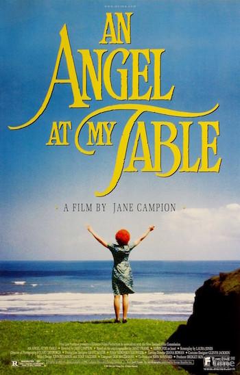 Jane Campion on ohjannut Janet Framen elämäkertaan pohjautuvan elokuvan An Angel at My Table.