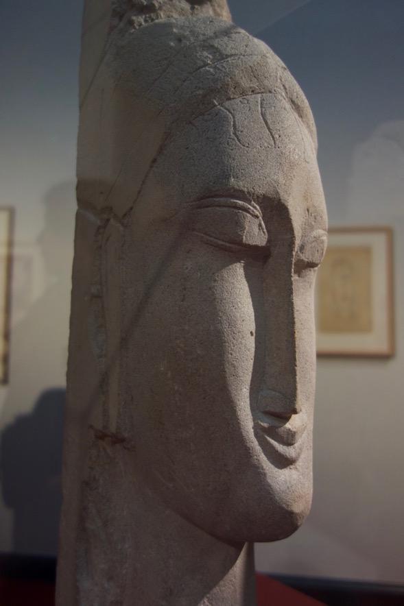 Naisen pää, 1911