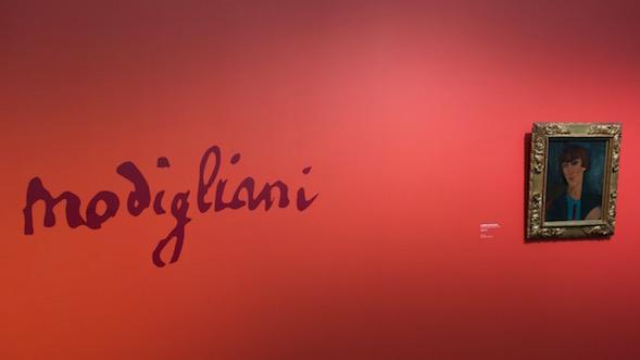 Amadeo Modigliani 28.10.2016 - 5.2.2017
