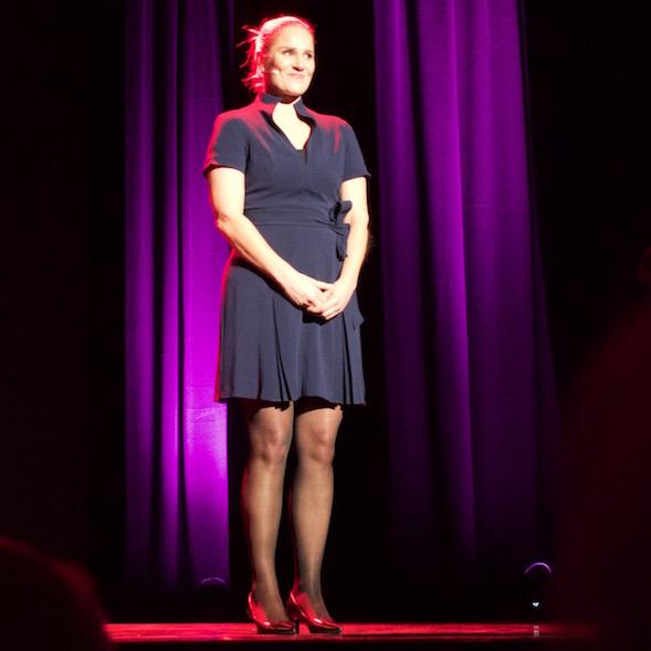 Laura Malmivaara, joka olisi onnistunut ottamaan tähänkin juttuun minua paremmat valokuvat!
