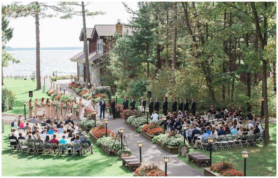 Grand View Lodge Wedding