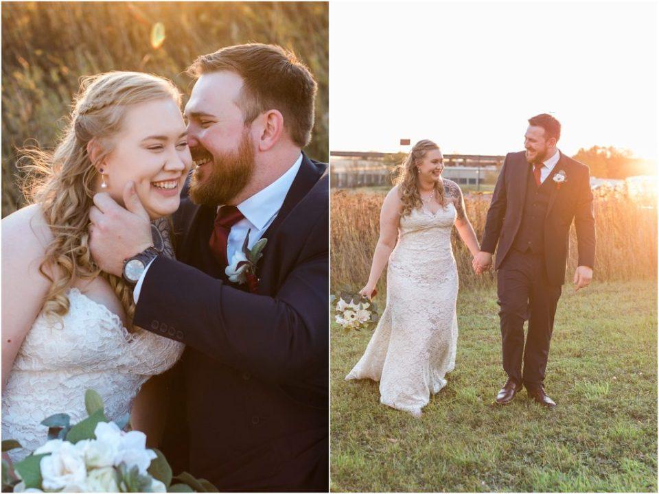 Clyde iron works wedding photos by Kirsten Shelton