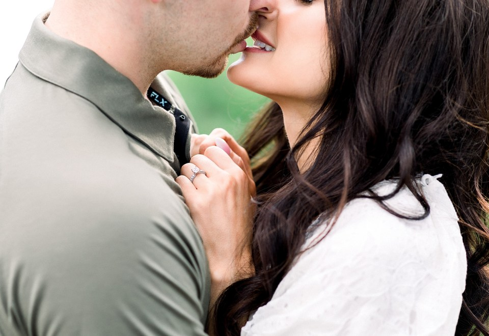 Engagement Session at Taylors Falls