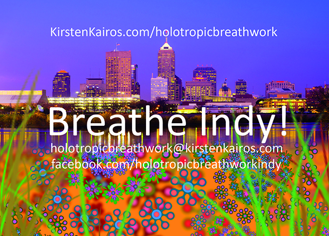 Holotropic Breathwork™ - Kirsten Kairos