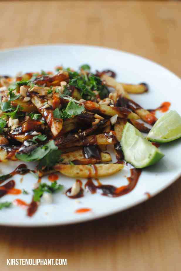 Pad Thai French Fries- Kirstenolipant.com