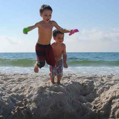 Gulf Shores Family Vacation