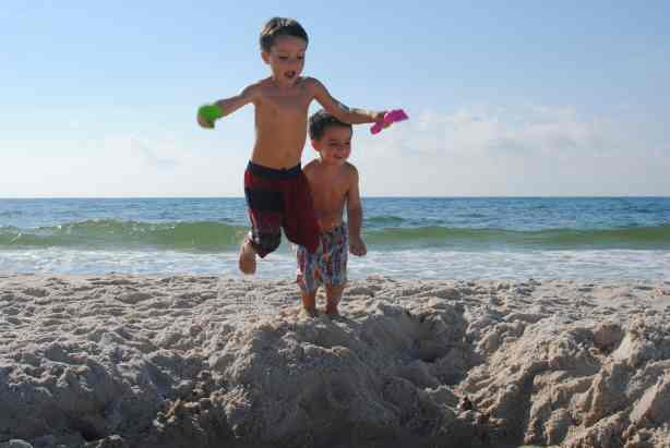 Why you'll fall in love with a Gulf Shores Family Vacation!