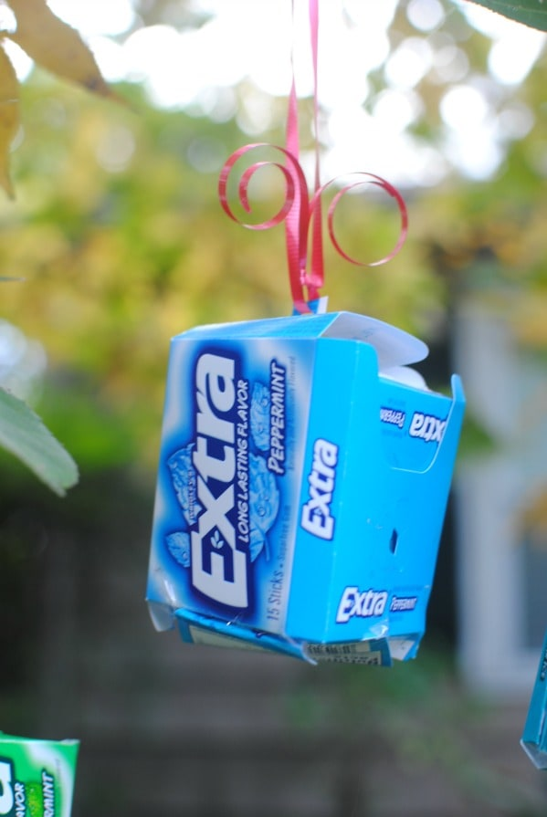 Give the gift of gum this year!
