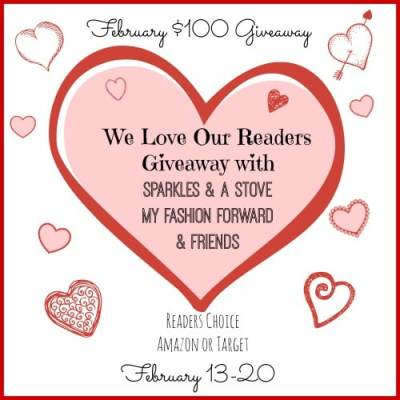 A Great Giveaway for Your Thursday!