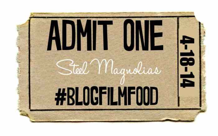 Blog Film Food! A new series with (you guessed it) blogging about film and food.