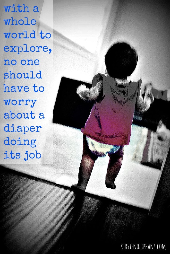 Don't waste time worrying about diapers! Try #HEBBabyDiapers! AD