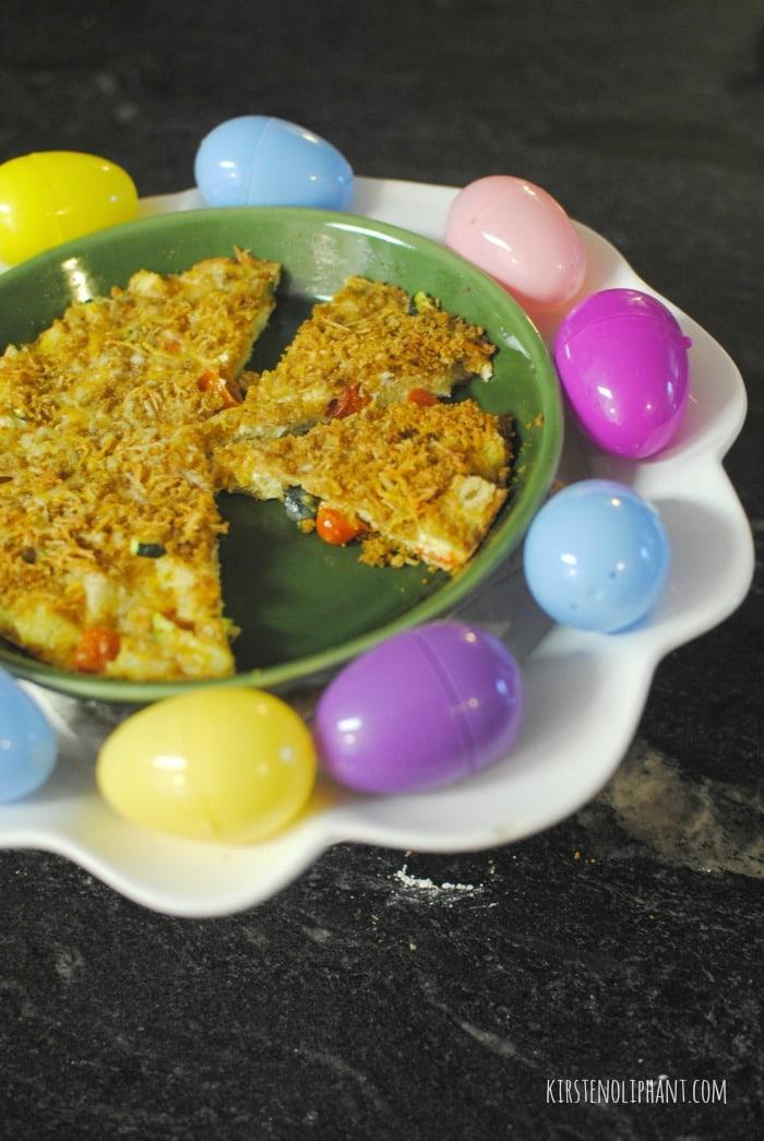A #FreshTake on breakfast casserole for Easter. #shop #cbias
