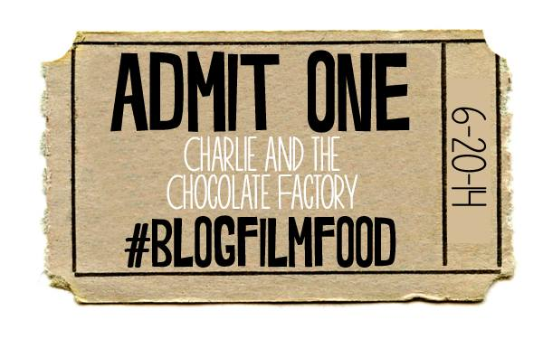 Third installment of #blogfilmfood: Willy Wonka and the Chocolate Factory.