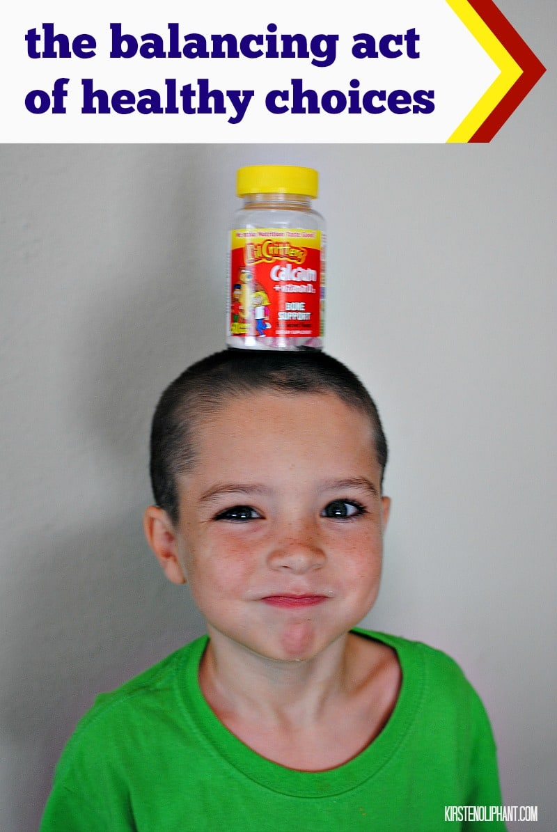 Active kids need a balanced diet to keep up! Help keep that balance with L'il Critters Gummy Vitamins. #sponsored #MC #HealthyFusion