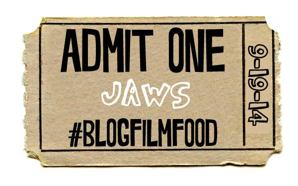 September #blogfilmfood: Jaws! With easy fish tacos.