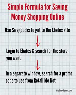 How to Save Money Shopping Online