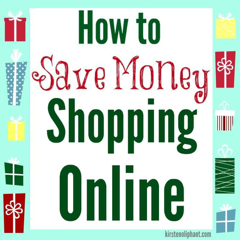 Use these tips to save big bucks shopping online during the holiday season and year-round!