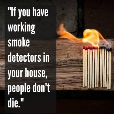 Fire Safety: More Than Smoke Detectors