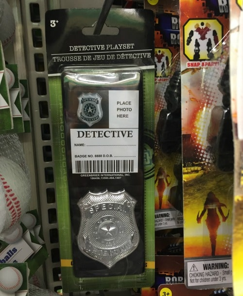 Boredom Busters: be a detective!