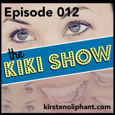 The Kiki Show: In Which I Talk Friends [Episode 12]
