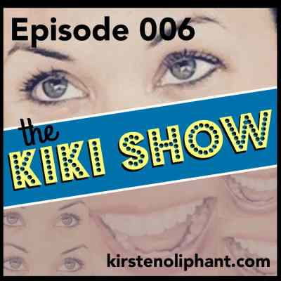 The Kiki Show: In Which I Talk Refugees [Episode 006]