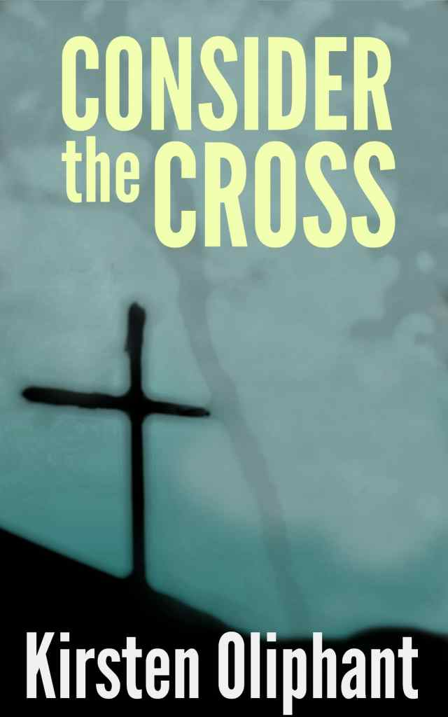 This Easter devotional book walks you through the last week of Jesus' life, simply asking you to CONSIDER.
