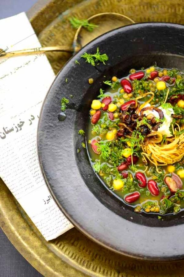 iransk bønnesuppe 1
