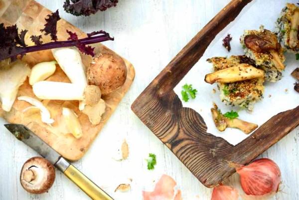 kartoffelgratin og svampe 3