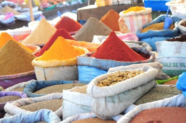 Marokko.krydderisække