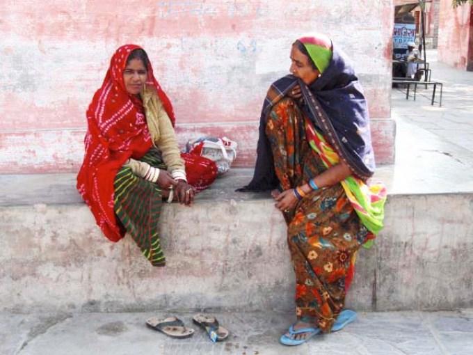 indien-to-kvinder