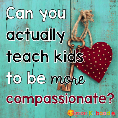 Is Compassion Something That Can Be Taught?