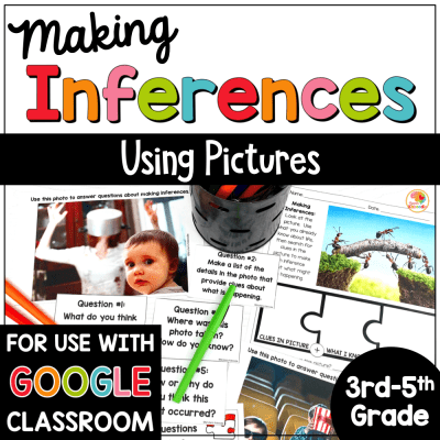Making Inferences Using Pictures PREVIEW